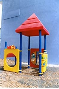 Kidstuff Playsystems 5989 Infant-Toddler Playsystem