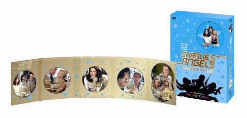地上最強の美女たち!チャーリーズ・エンジェル コンプリート3rdシーズンBOX (6枚組) [DVD]