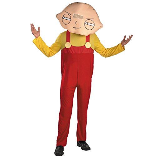 Family Guy Stewie Costume - Adult Costume