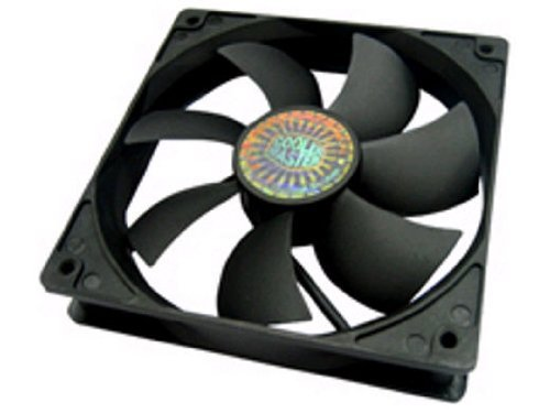 Cooler Master Sleeve Bearing 120mm Silent Fan for Computer Cases, CPU Coolers, and Radiators (Value 4-Pack) (4 Inch Pc Fan compare prices)