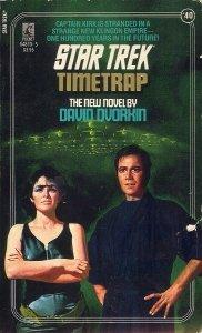 Timetrap (Star Trek, No 40), DAVID DVORKIN