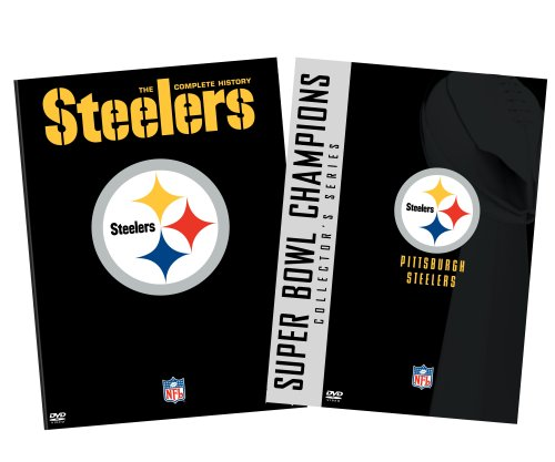 NFL Ultimate 2 Pack: Pittsburgh Steelers