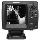 Humminbird 4089901  581i HD DI Combo Down Imaging and DualBeam Fishfinder and GPS
