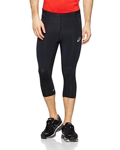 Asics Pantalone da Running Fujitrail [Nero]