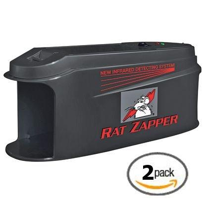 Agri Zap RZU001 Rat Zapper Ultra 2 Pack
