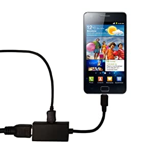 MHL to HDMI TV-Out Adapter for Samsung Galaxy S2 i9100 from G-HUB