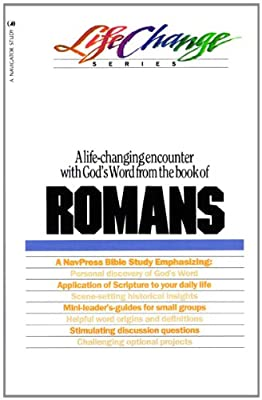 Romans, LifeChange Series