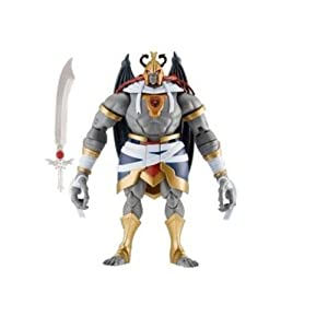 Thundercats Action Figures on Amazon Com  Thundercats 4  Mumm Ra Transformed 4  Action Figure  Toys