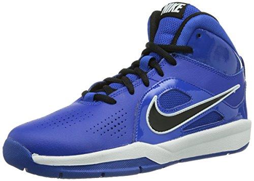 NIKE Team Hustle D 6, Scarpe da basket Bambino, Blu (Blau (Game Royal/Black-Game Royal-White)), 38