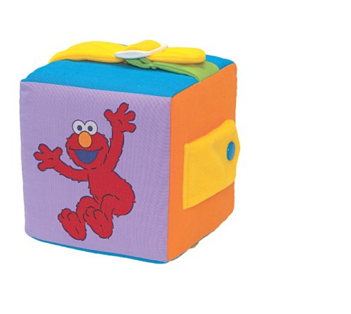 Gund Sesame Street Dress Me Cube