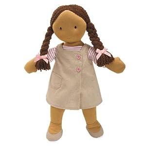 North American Bear Company Willow Doll Tan