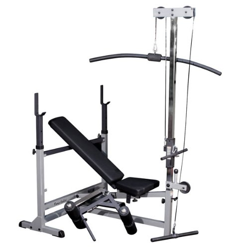 Body Solid Gdib46lp Olympic Bench Package Includes Gdib46l Gpca1 And Glra81 Weight Benches