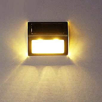 Modern Solar LED Wall Light Outdoor Light Garden Light