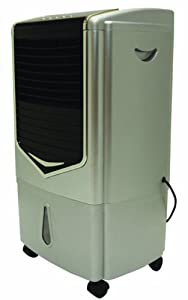 KuulAire PACKA43 Portable Evaporative Cooling Unit 350 CFM, Silver by HI-Port A Cool