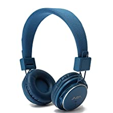 buy Elegiant Wireless Bluetooth Stereo Earphones Headphones Headset Fm Mic Foldable Dark Blue