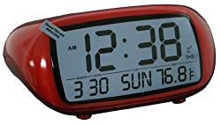 La Crosse Digital Alarm with Temperature 31039