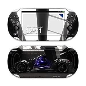 sony ps vita skin geh use schutzfolie design vinyl. Black Bedroom Furniture Sets. Home Design Ideas