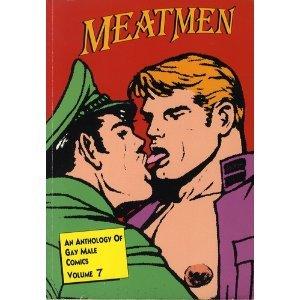 meatmen gay comics