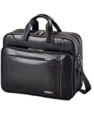 Samsonite Savio Leather III Black Briefcase (R13 (0) 09 002)