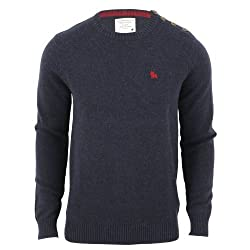 Jack and Jones Button O-Neck Men's Jumper from Jack and Jones