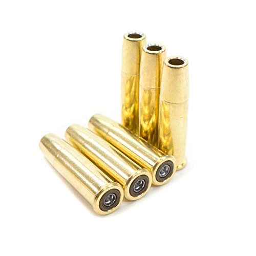 Pellet Revolver Cartridges for Bear River/Black Ops Exterminator Pack of 6 Shells for Standard .177 Caliber Pellets (Spas 12 Gun compare prices)