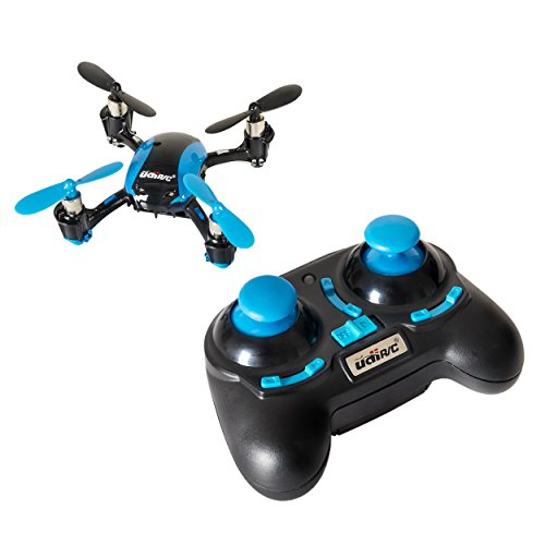 UDI RC U839 2.4G 3D Nano RC Quadcopter, Blue