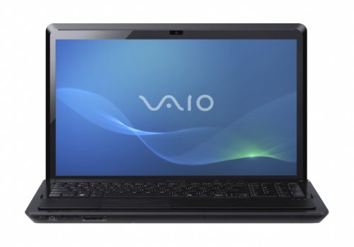 Sony VAIO VPC-F221FX/B Laptop (Black)