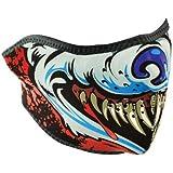 ZANheadgear Neoprene Lethal Threat Wolf Half Face Mask