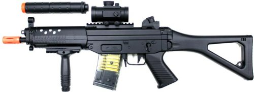 Double Eagle M82 Airsoft Electric Gun S552 Sytle