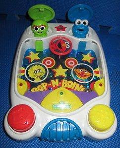 Sesame Street Bop-n-Boing - 1
