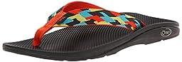 Chaco Men\'s Flip Ecotread Flip Sandal, Arcade, 10 M US