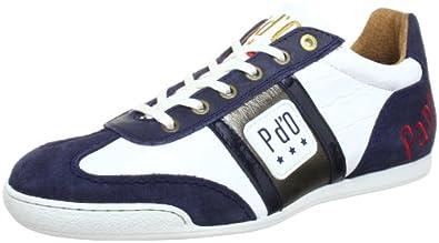 Pantofola d'Oro Fortezza Minimi Crocco 06040654.23Y, Herren Sneaker, Blau (Peacoat), EU 42
