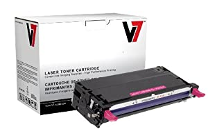 V7 TXM26180H Replacement Toner Cartridge for Xerox 113R00724 (Magenta)