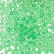 Faceted Beads, 8mm, Mint, 480pc Pkg