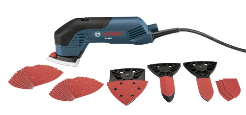 Cheapest Prices! Bosch 1294VSK 2.3 Amp Corner Detail Sander Kit
