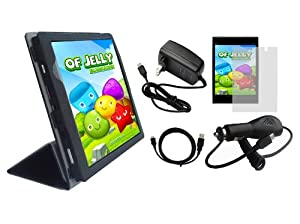 iShoppingdeals - Premium Accessory Bundle Combo for Le Pan Mini 8-INCH (TC802A) Tablet at Electronic-Readers.com