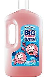 Scrubbles Bubble Bath, Bubblegum, 64 Ounce