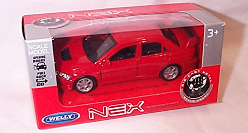 welly-red-mitsubishi-lancer-evolution-viii-car-pull-back-and-go-action-model