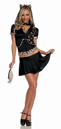 Costumes For All Occasions MO9462JML Medium-Large Sassy Cat