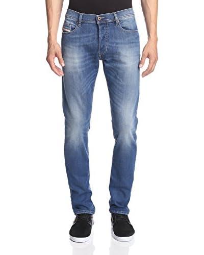 Diesel Men's Tepphar Slim Carrot Jean