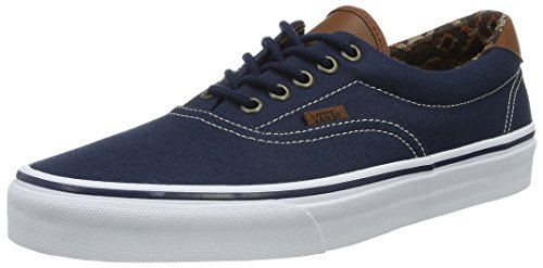 Vans Mens C&L Era 59 Dress Blues/Italian Waves Sneaker - 10.5