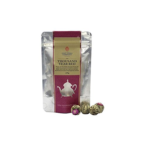 East India Company Flowering China Thousand Year Red Tea (4)