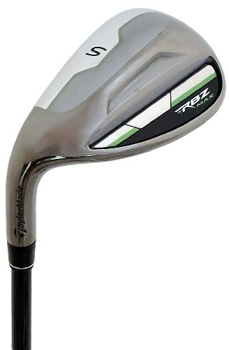NEW Left Handed TaylorMade RocketBallz RBZ Max Sand Wedge Graphite Senior M $149