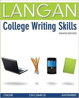 College essay books amazon
