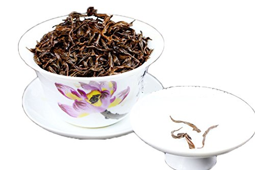 2014 First Spring Jinjunmei Tea, 250G Premium Quality Wuyi Black Tea,Tender Lapsang Souchong, Weight Loss Food