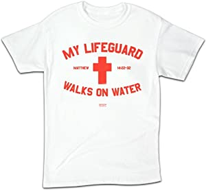 Lifeguard White - 2X-Large - Christian T-Shirt