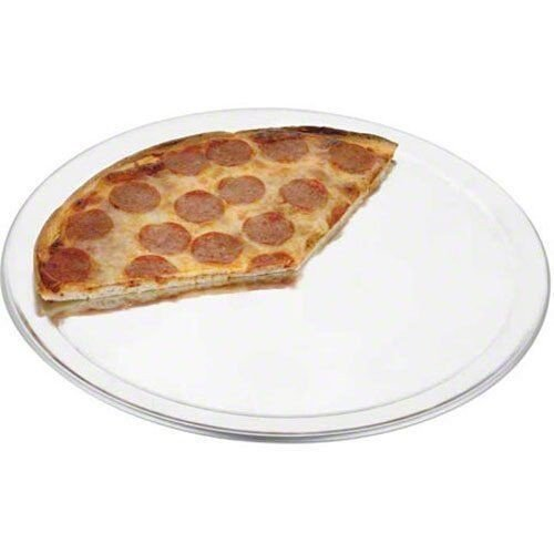 Nceonshop(TM) Browne Foodservice 5730038 Thermalloy Aluminum Wide Rim Pizza Pan, 18-Inch New (Pizza Pans 18 Inch compare prices)