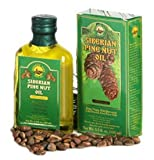 Siberian Pine Nut Oil - 100 ml (3.5 ounce)