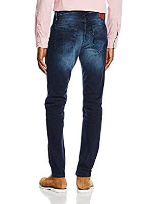Hilfiger Denim Men's Slim Tapered Steve Cbbst Jeans