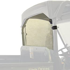 Kolpin John Deere Rear Windshield Back Panel Combo by Kolpin